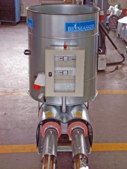 BIOMASSER DUO wydajność* 80-100 kg/h