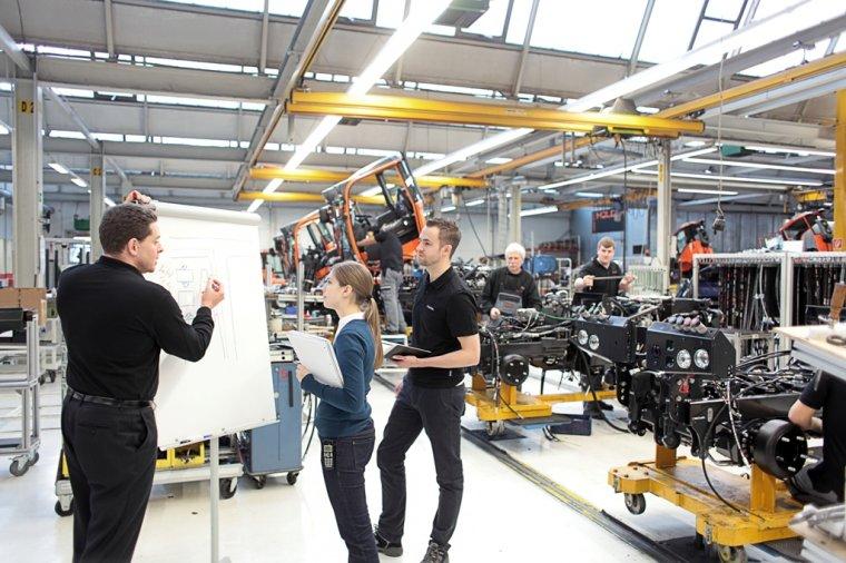 Innowacje procesowe oraz organizacyjne sposobem na zwiększenie konkurencyjności