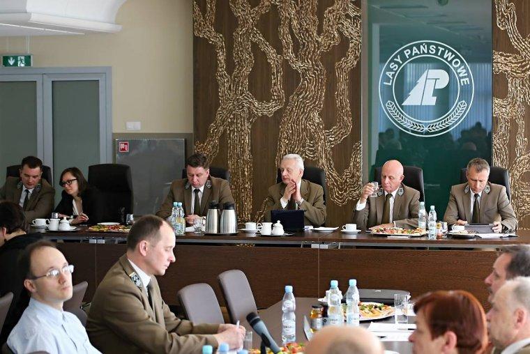 Kolegium Lasów Państwowych podsumowało rok 2014