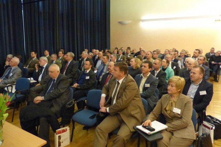 Konferencja: Sektor leśno-drzewny w zrównoważonej gospodarce