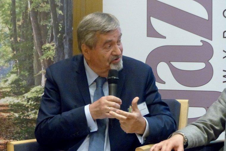 prof. dr hab. Andrzej Grzywacz - Szkoła Główna Gospodarstwa Wiejskiego