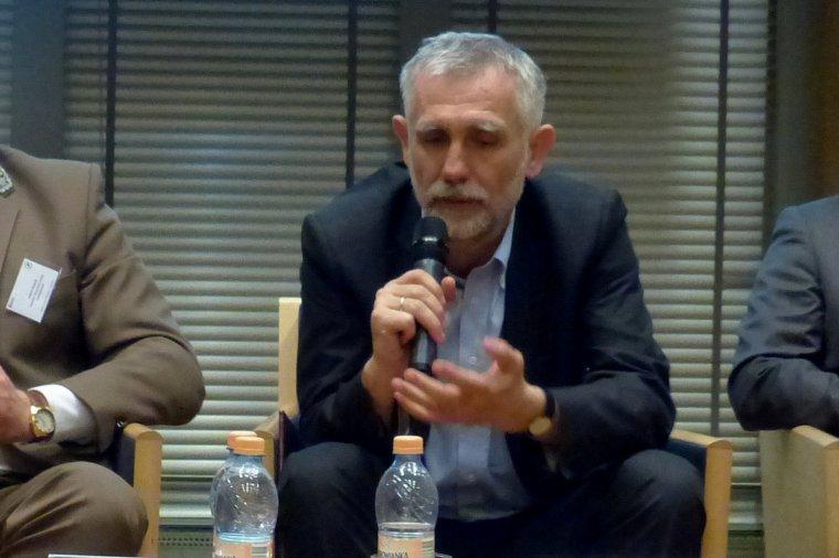 Maciej Grabowski - Minister Środowiska