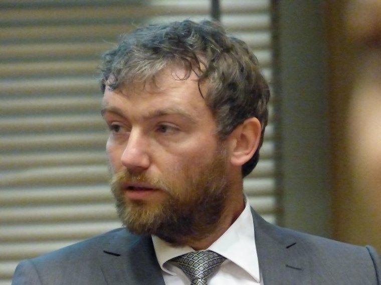 Radosław Michalski - prezes zarządu Fundacji Dziedzictwa Przyrodniczego