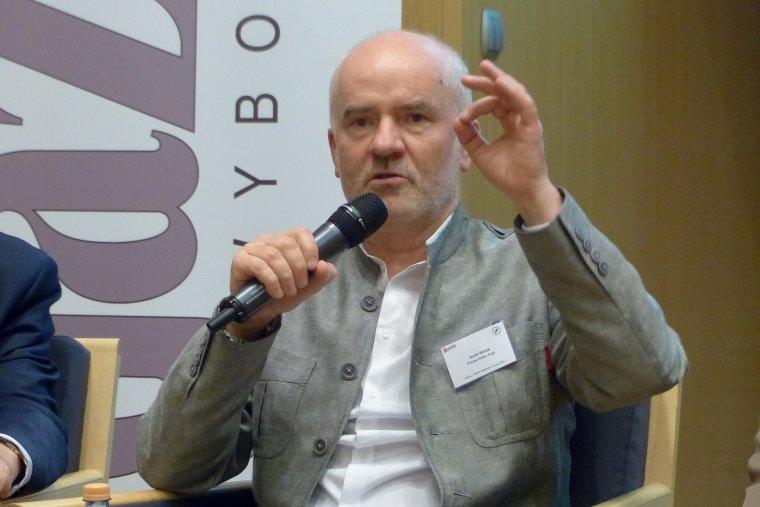 Jacek Bożek - prezes Klubu Gaja
