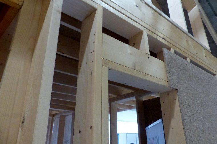 Drewno konstrukcyjne wykorzystywane w budownictwie powinno powinno posiadać certyfikat CE