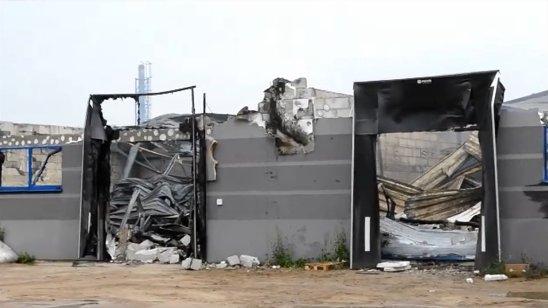 30 mln strat po pożarze fabryki mebli Feniks