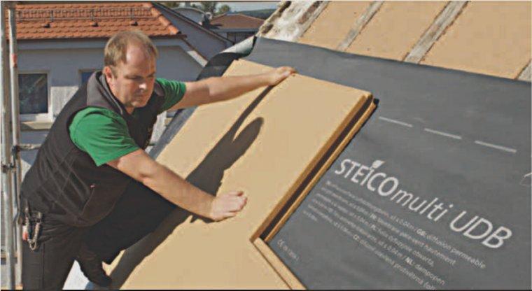 Modernizacja dachu nie zawsze wymaga prac budowlanych w pomieszczeniach mieszkalnych