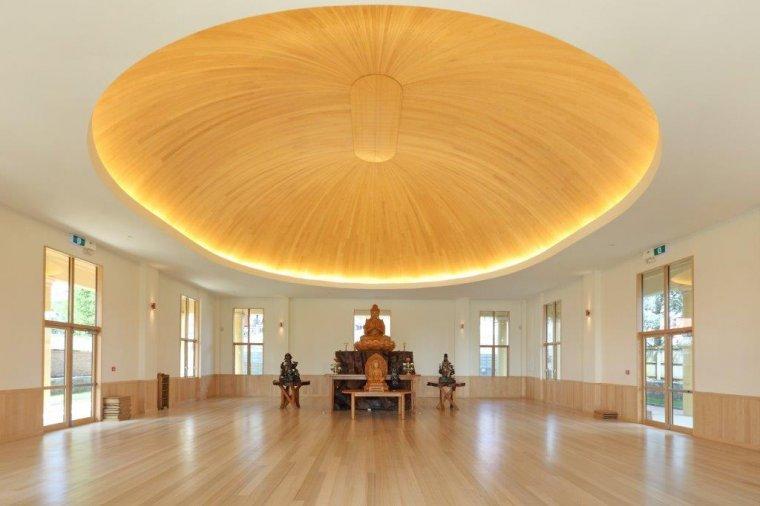 Świątynia buddyjska Tsi Ming w Auckland (Nowa Zelandia)