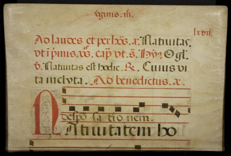 Strona tytułowa traktatu Witruwiusza wydanego drukiem w roku 1497
