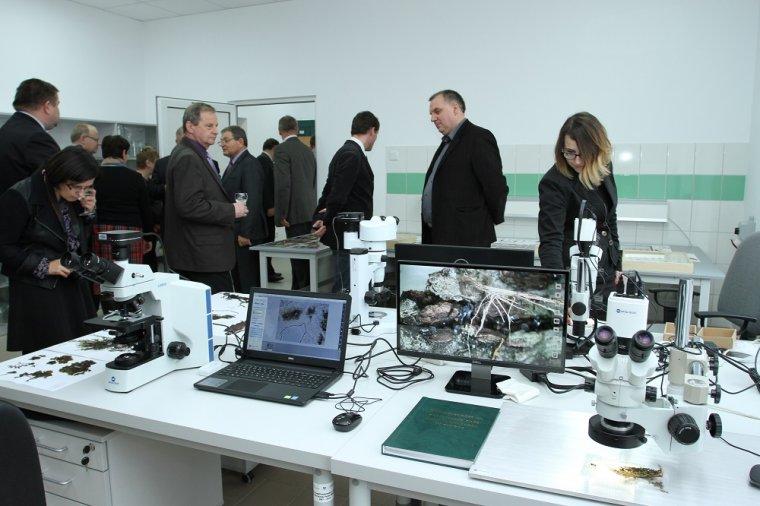 W Hajnówce otwarto Centrum Naukowo-Badawcze Wydziału Leśnego Politechniki Białostockiej