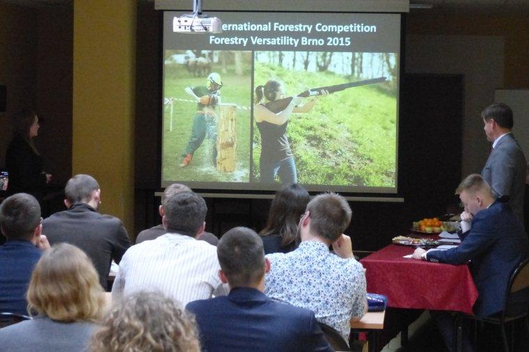 Wybory stypendystów wyjazdu Lasy Świata - Amazonia 2016
