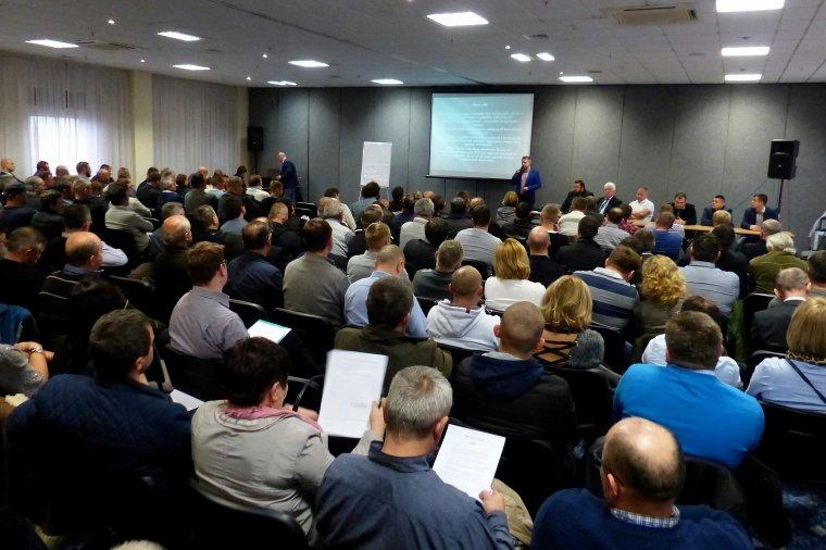 Polska Leśna Izba Gospodarcza została powołana do życia podczas spotkania przedsiębiorców leśnych w Tarnowie Podgórnym