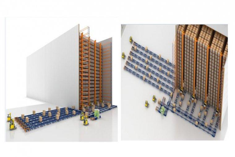 Nowy magazyn umożliwi przechowywanie ok. 3 mln m2 paneli podłogowych