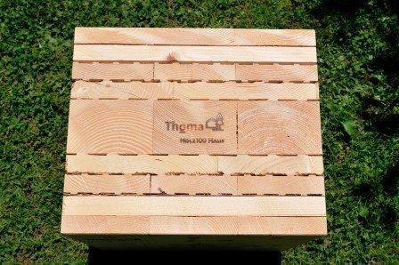 Holz100 - technologia budowy domów z drewna