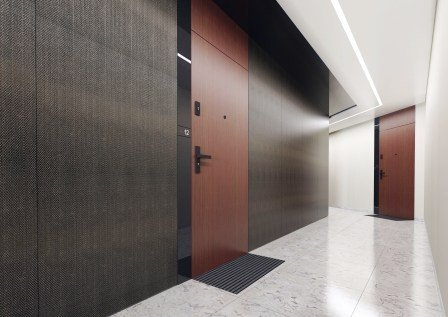 Drzwi wewnętrzne wejściowe GRADARA
