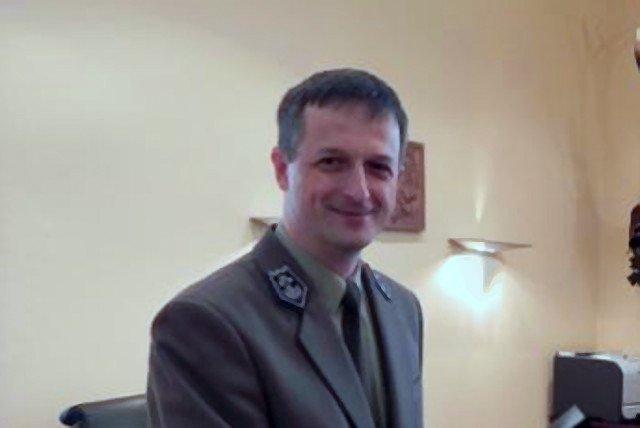 Tomasz Markiewicz, nowy dyrektor RDLP Poznań