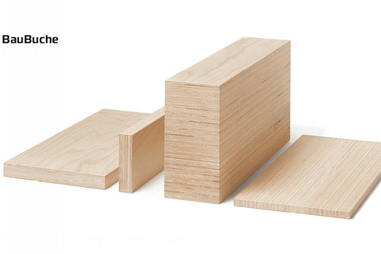 BauBuche - LVL z drewna bukowowego