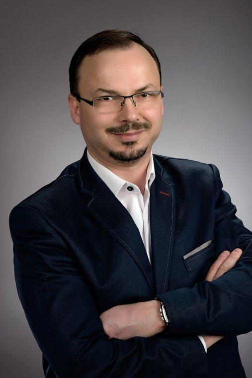 Bartosz Grygorowicz - nowy dyrektor handlwoy UZIN Polska