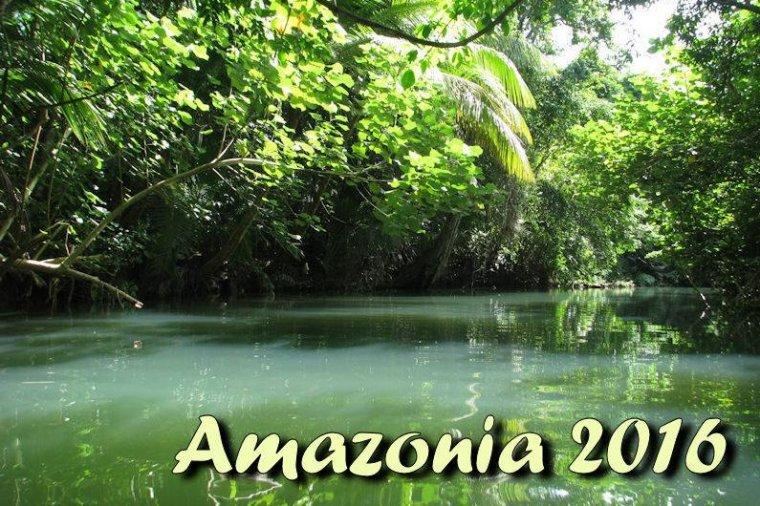 Amazonia 2016 - trzecia wyprawa z cyklu Lasy Świata