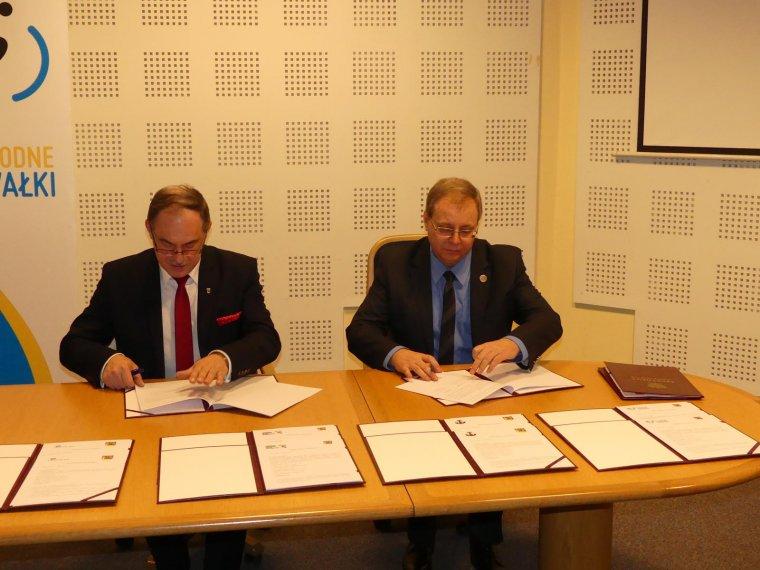 Wydział Technologii Drewna SGGW promuje zawód technologa drewna na Suwalszczyźnie