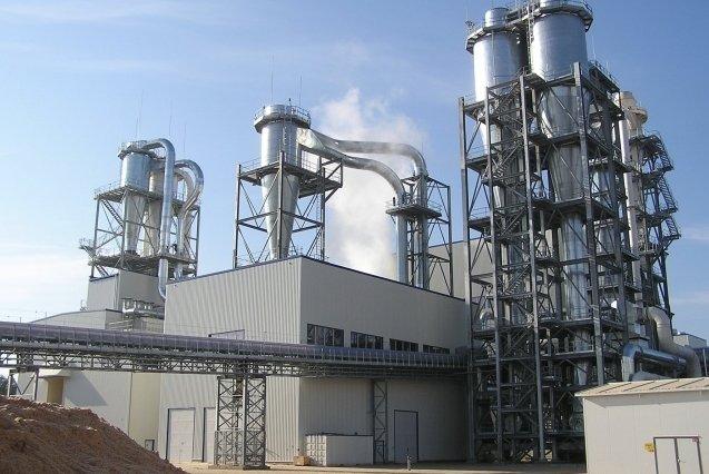 Linia produkcyjna MDF w Grajewie