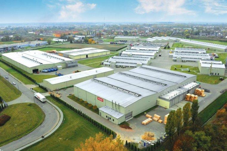 Fabryka Velux w Gnieźnie