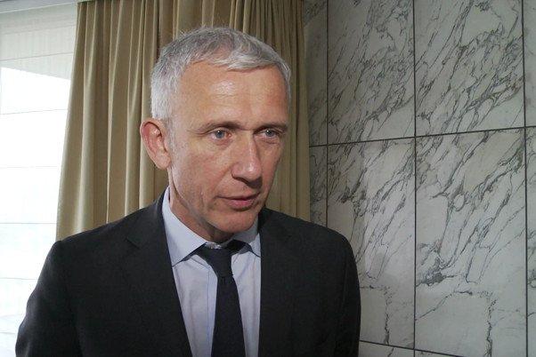 Wolfgang Lübbert, prezes zarządu Arctic Paper