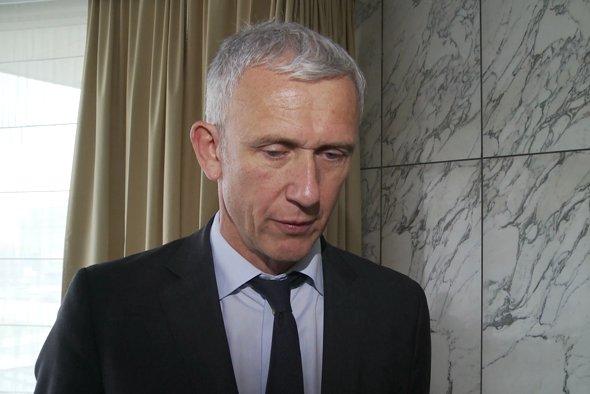 Wolfgang Lübbert, członek zarządu Arctic Paper