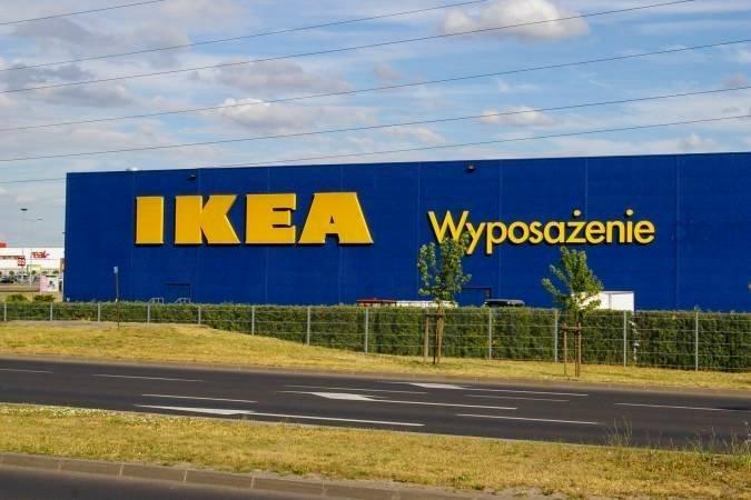 IKEA planuje sprzedaż parkiów handlowych za 900 mln euro