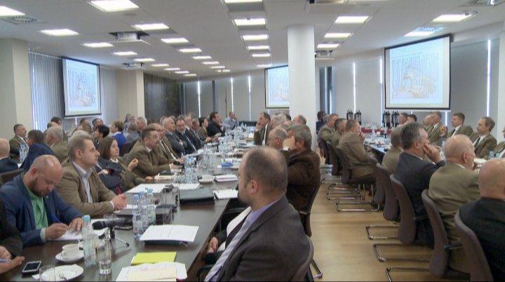 Inauguracyjne posiedzenie Komisji Wspólnej Lasów Państwowych i organizacji działających na rzecz przedsiębiorców leśnych