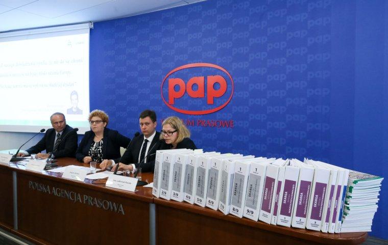 Konferencja prasowa Fakro dotycząca postępowania w Komisji Europejskiej