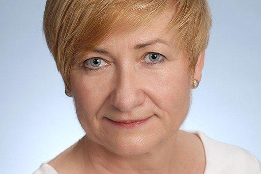Prof. Ewa Ratajczak, dyrektor Instytutu Technologii Drewna w Poznaniu