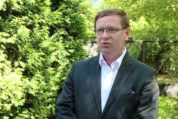 Dariusz Kwieciński, prezes zarządu firmy Organika