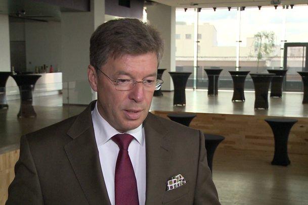 Michael Wolff, prezes Grupy Pfleiderer