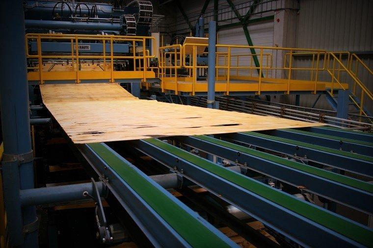 Firma Raute dostarczy kolejne urządzenia do Steico w Czarnej Wodzie