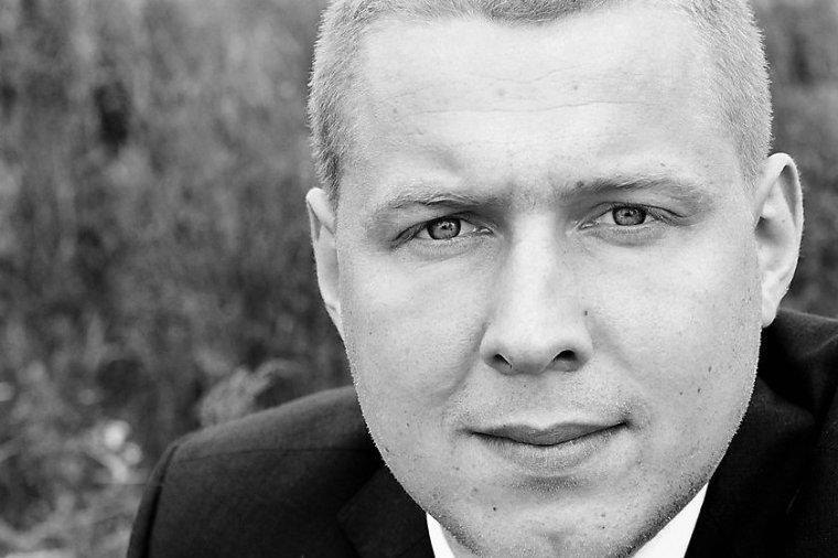 Jakub Malinowski, ekspert ds. okuć meblowych w firmie Häfele