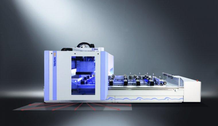 CNC WEEKE BMG 110 Venture 115M