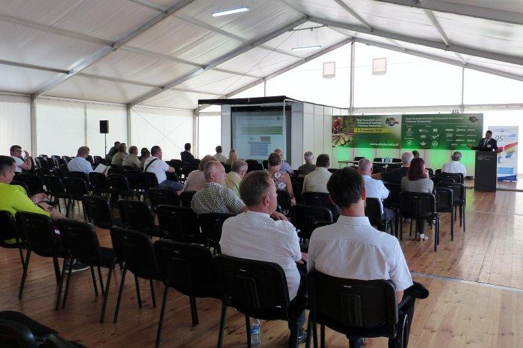 Targi Eko-Las 2016 - Konferencja Lasy niepaństwowe -