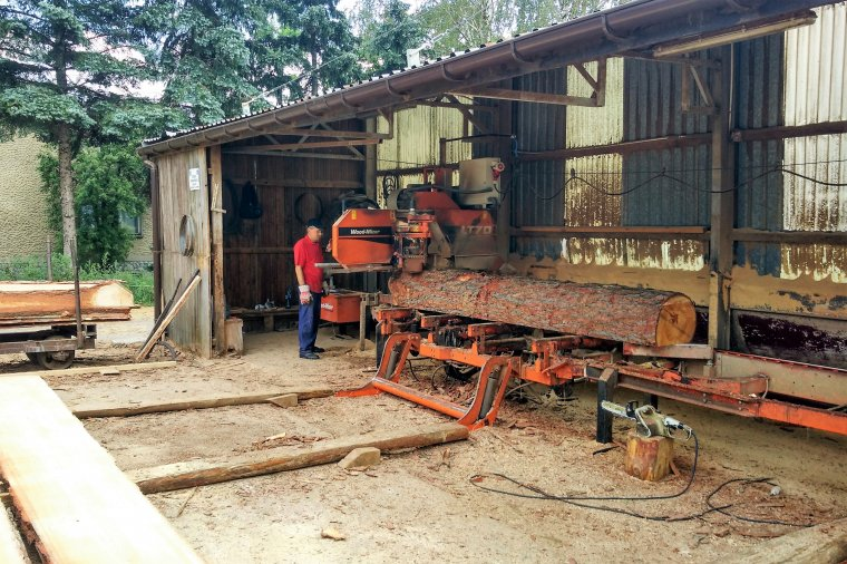 PIP koncentruje uwagę na przetwórstwie drewna. Będą masowe kontrole w tartakach i stolarniach