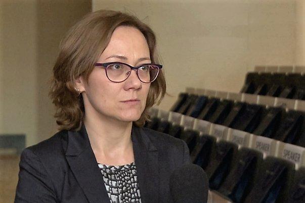 Agnieszka Kowalcze, dyrektor Skandynawsko-Polskiej Izby Gospodarczej
