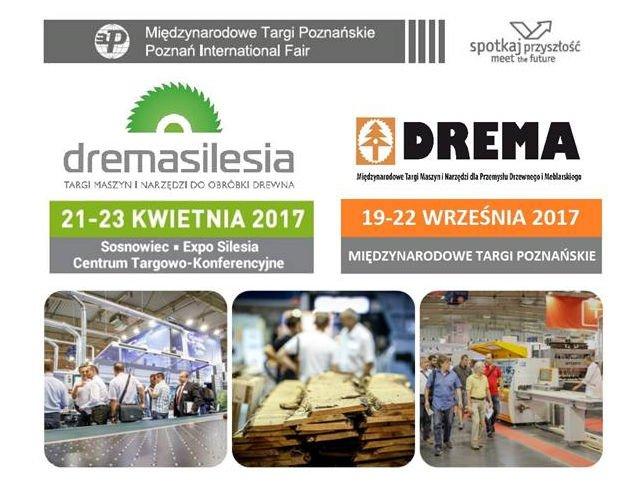 Targi DREMA i DREMASILESIA 2017 - W pakiecie TANIEJ!