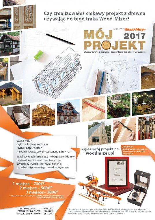 Wood-MIzer - Mój Projekt 2017