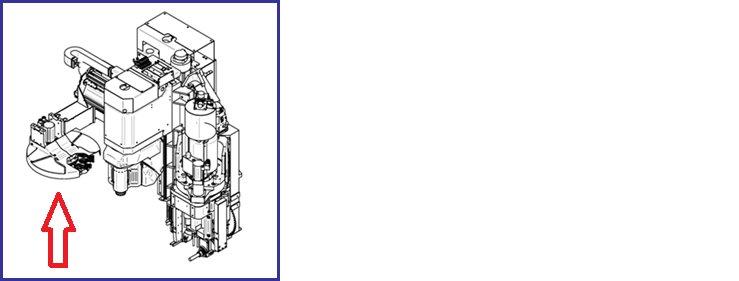 Nowością w Accordzie 25 fx jest 12 pozycyjny magazyn narzędzi przy elektrowrzecionie.