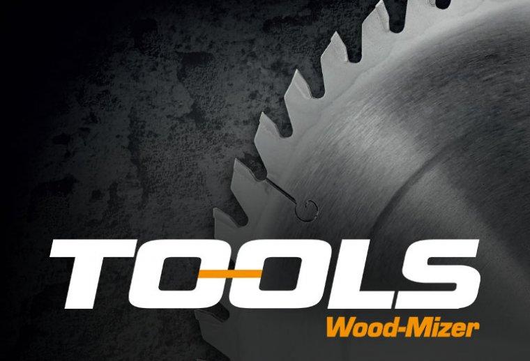 Wood-Mizer TOOLS – rozwijająca się marka narzędzi do obróbki drewna.