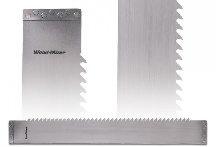 Wood-Mizer - piły trakowe o różnych długościach, szerokościach i grubościach