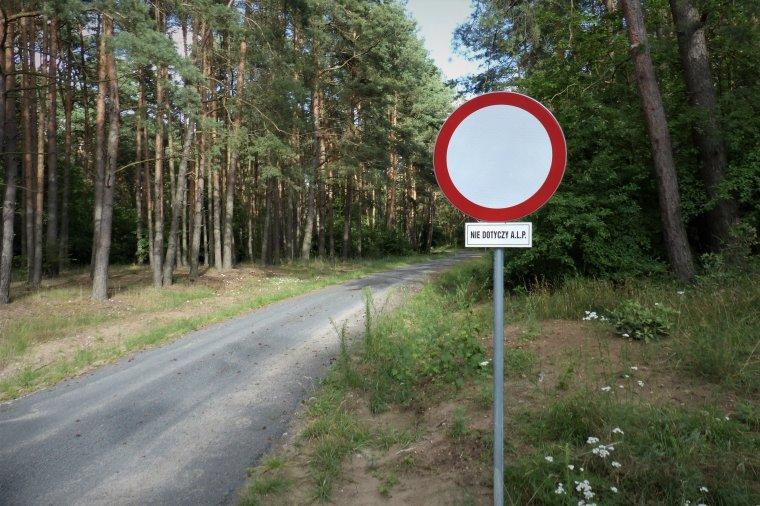 NIK skontrolował budowę dróg leśnych na Warmii i Mazurach