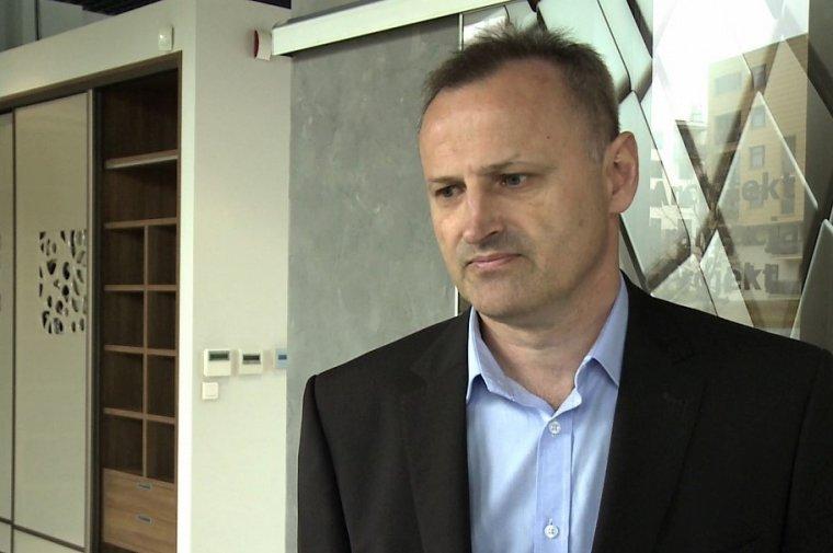 Mariusz Głogowski, prezes zarządu Komandor