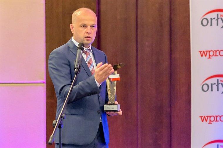 Marek Głaz, Dyrektor Kronospanu ds. Zakupów Drewna