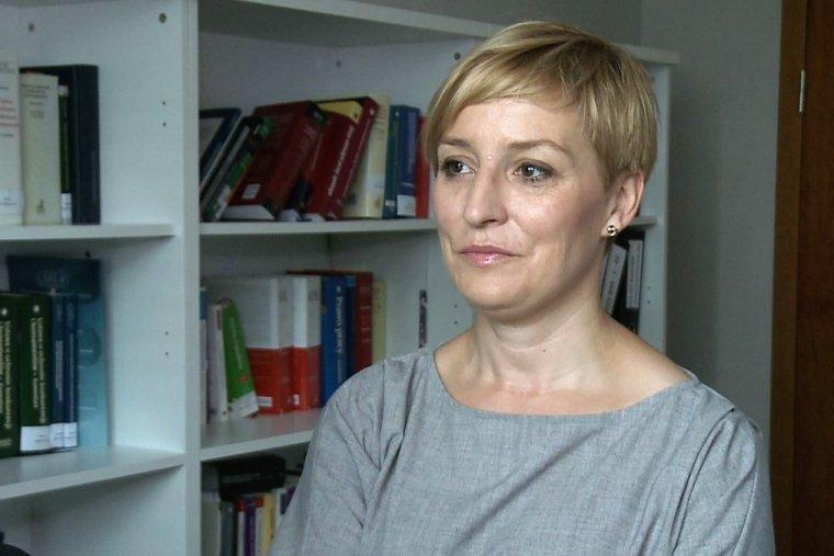 Joanna Affre, adwokat i wspólnik zarządzający w kancelarii Affre i Wspólnicy