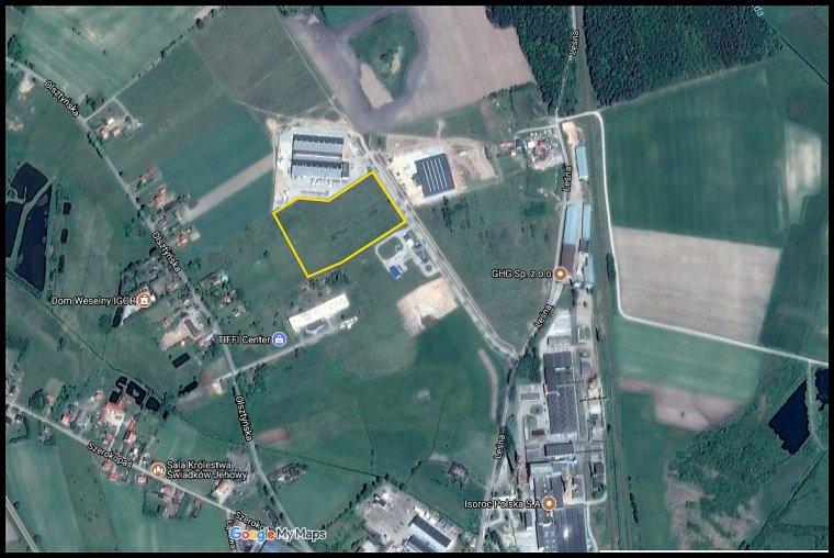 Porta wybuduje centrum logistyczne w Nidzicy